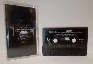 Helheim – the journey and experiences of death (cassette tape)