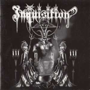 Inquisition - invoking the majestic throne of satan (CD)