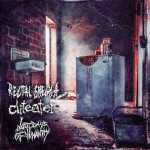 Rectal Smegma / Cliteater / Last Days Of Humanity - s/t (black vinyl, lim. 200), Split-LP