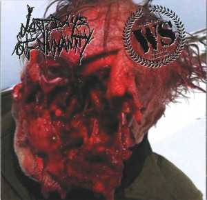Last Days Of Humanity / Warscars - last days of humanity / warscars (black vinyl, lim. 200), 10inch MLP