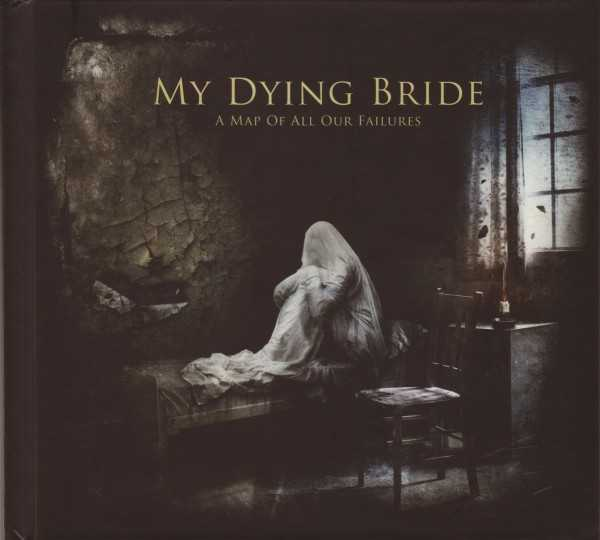 My Dying Bride - a map of all our failures (Digibook CD+DVD)