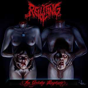 Revolting - in grisly rapture (black vinyl), LP