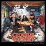 Criminal Elements - criminal crime time (black vinyl), LP