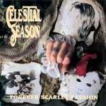 Celestial Season - forever scarlet passion (solid white vinyl, lim. edition)