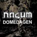 Nasum - domedagen (red vinyl, lim. 300) record store day edition