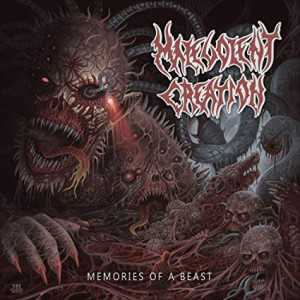 Malevolent Creation - memories of a beast (CD)