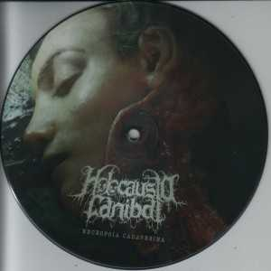 Desecration / Holocausto Canibal - intravisceral necropsia (limited picture edtion), Pic-EP