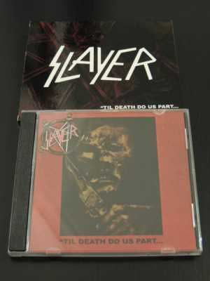 Slayer - til death do us part - US session '84 (Slipcase CD)