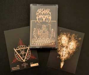 Archaic Thorn - in desolate magnificence (cassette tape)