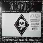 Revenge - deceiver.deseased.miasmic (solid white vinyl, lim. 500), 10inch MLP