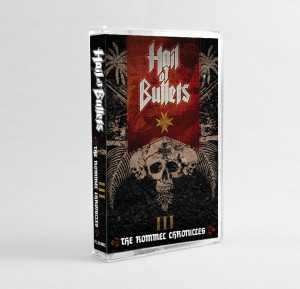 Hail Of Bullets - III: the Rommel chronicles (cassette tape)