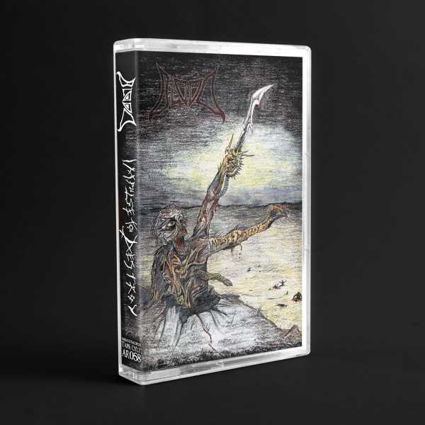 Blood - impulse to destroy (cassette tape)