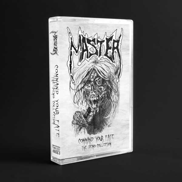 Master - command your fate: the demo collection (cassette tape)