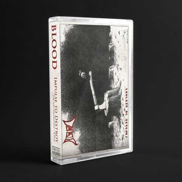 Blood - impulse to destroy - 30th anniversary (cassette tape)