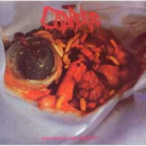 Cadaver - hallucinating anxiety (CD)