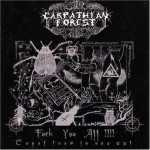 Carpathian Forest - fuck you all !!!! (CD)