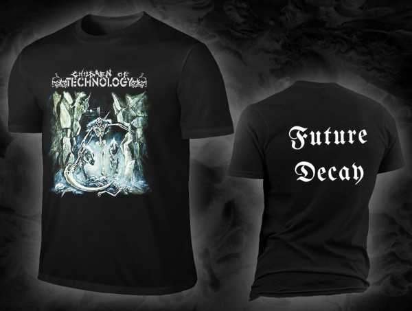 Children Of Technology - future decay (T-Shirt)