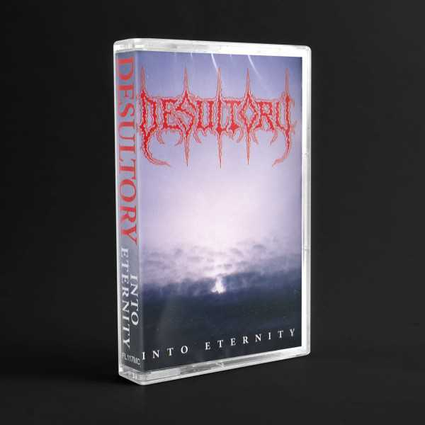 Desultory - into eternity (cassette tape)
