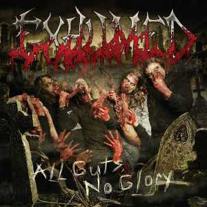 Exhumed - all guts, no glory (CD)