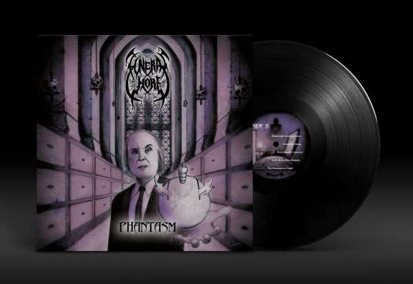 Funeral Whore - phantasm (black vinyl, lim. 300), LP