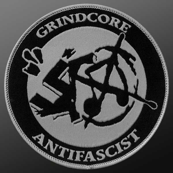 Grindcore Antifascist (Patch)