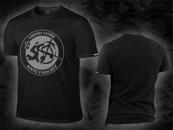 Grindcore Antifascist (T-Shirt)