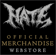 HATE Merch Webstore