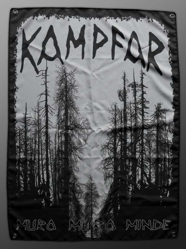 Kampfar - muro muro minde (Flag)