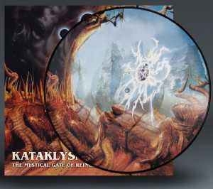 Kataklysm - the mystical gate of reincarnation (Pic - LP, laser engraved B-side)