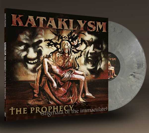Kataklysm - the prophecy  - stigmata of the immaculate (coloured vinyl, lim. 100), LP