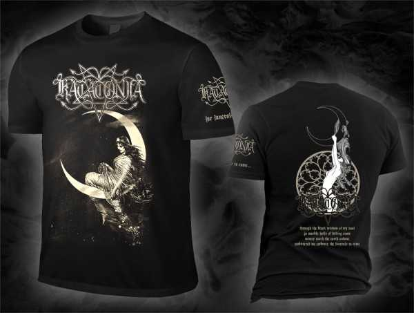 Katatonia - moon bride (schwarzes T-Shirt)