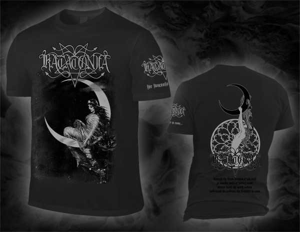 Katatonia - moon bride (dark grey T-Shirt)