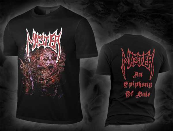 Master - an epiphany of hate (T-Shirt)