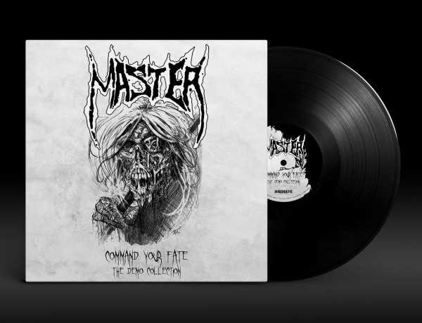 Master - command your fate: the demo collection (schwarzes Vinyl, lim. 300), LP