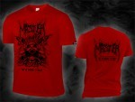 Master - let's start a war (rotes T-Shirt)