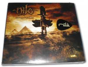 Nile - ithyphallic (limited Digi-CD with Nile pick)