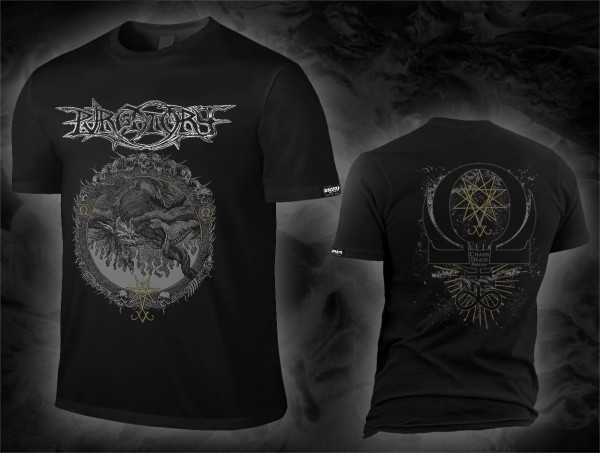 Purgatory - chaos death perdition (T-Shirt)