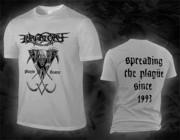Purgatory - plague bearer (grey T-Shirt)