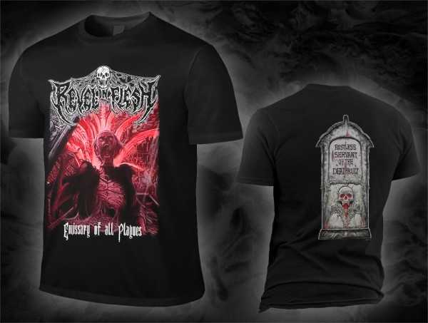 Revel in Flesh - emissary of all plagues (T-Shirt)
