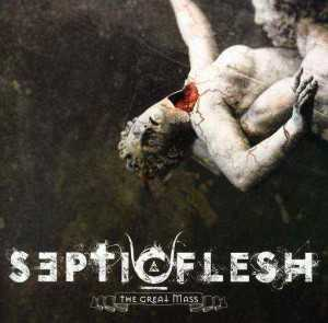 Septic Flesh - the great mass (CD)