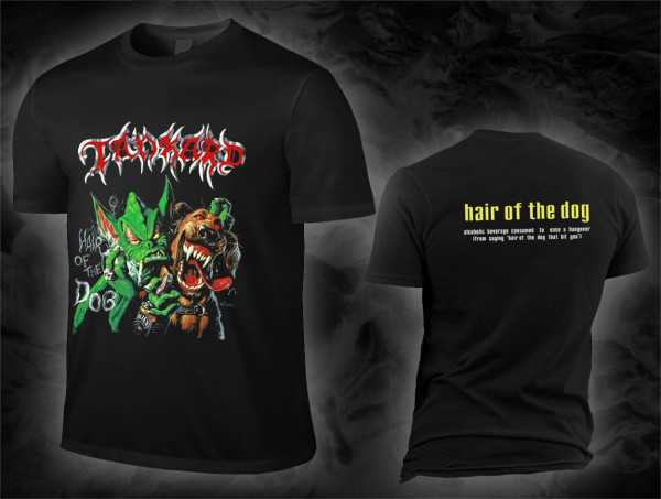 Tankard - hair of the dog (T-Shirt)